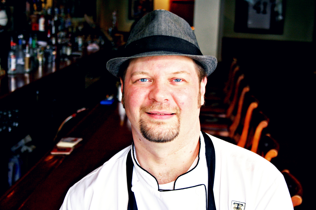 Photo of Chef Chris Hettinger